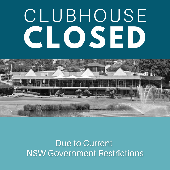 CLUB HOUSE CLOSED COVID