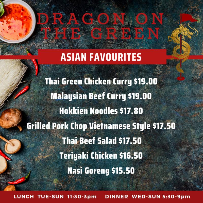 No pricing & discription Asian Favourites (2)