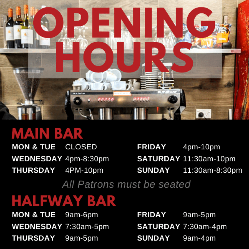 Updated OPENING HOURS (1)