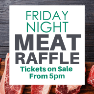 fri night meat raffle Outside (1)